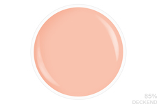 Jolifin LAVENI Shellac - nude-peach 12ml
