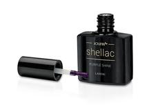 Jolifin LAVENI Shellac - purple shine 12ml