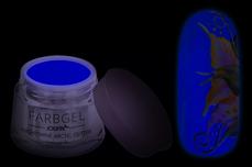 Jolifin Farbgel Nightshine arctic Glitter 5ml