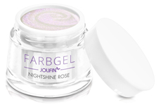 Jolifin Farbgel Nightshine rose 5ml
