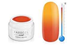 Jolifin Thermo Farbgel orange 5ml