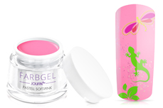 Jolifin Farbgel pastell soft-pink 5ml