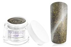 Jolifin Cat-Eye Farbgel navy shine 5ml