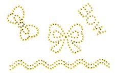 Jolifin LAVENI Pearl Sticker - Nr. 3