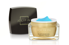 Jolifin LAVENI Plastilin 4D Gel - pastell-blue 5ml