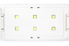 Jolifin LAVENI Dual UVA/LED Lichthärtungsgerät rosa - mini