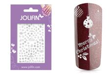 Jolifin XL Sticker Schneeflocke Nr. 4
