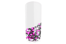 Jolifin Chrome Glitter - glamour night