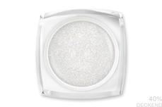 Jolifin LAVENI Farbgel - white hologram Glitter 5ml