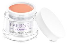 Jolifin Farbgel pastell neon-peach 5ml