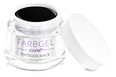 Jolifin Mattlook Farbgel black 5ml