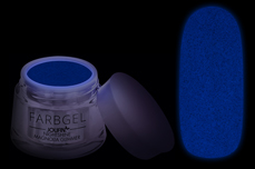 Jolifin Farbgel Nightshine magnolia Glimmer 5ml