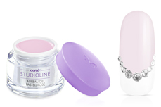Jolifin Studioline Aufbau-Gel pastell-rosé 15ml