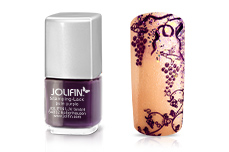 Jolifin Stamping-Lack - pure purple 12ml