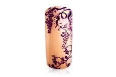 Jolifin Stamping-Lack - pure purple 12ml