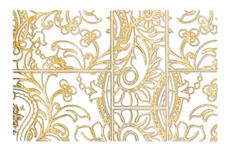 Jolifin Metallic Tattoo Wrap - Nr. 14