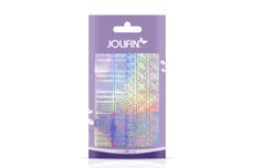 Jolifin Hologramm Sticker XL - Circles