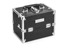 Jolifin Mobiler Kosmetik Koffer mini - black Glitter - B-Ware 2