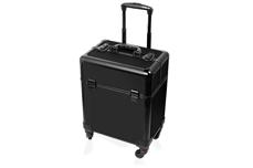 Jolifin Trolley Koffer medium - schwarz matt - B-Ware 2