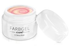 Jolifin Farbgel coral-pink 5ml