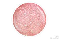 Jolifin Farbgel baby pink Glitter 5ml