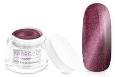 Jolifin Cat-Eye Farbgel bordeaux 5ml