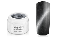 Jolifin Cat-Eye Farbgel black 5ml