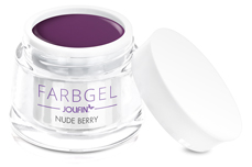 Jolifin Farbgel nude berry 5ml