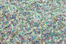 Jolifin Galaxy FlipFlop Pigment - purple & türkis