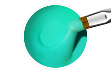Jolifin Farbgel pure-jade 5ml