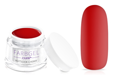 Jolifin Mattlook Farbgel cherry 5ml