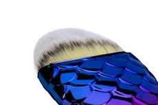 Jolifin Staubpinsel - big mermaid purple-blue