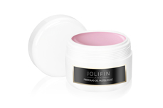 Jolifin LAVENI Refill - Fiberglas-Gel pastell-rosé 250ml