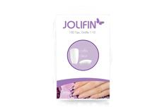 Jolifin 100er Tipbox coffin - clear