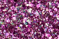 Jolifin LAVENI Luxury Glitter - pink