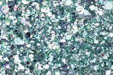 Jolifin LAVENI Luxury Glitter - türkis