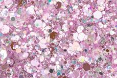 Jolifin LAVENI Luxury Glitter - pastell-rose