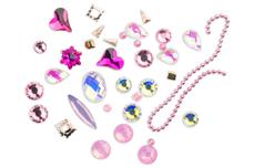 Jolifin LAVENI Luxury Nail-Art Mix - rosy