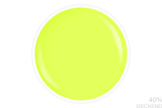 Jolifin LAVENI Shellac - neon-yellow 12ml