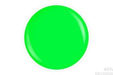 Jolifin LAVENI Shellac - neon-green 12ml