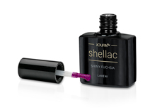 Jolifin LAVENI Shellac - shiny fuchsia 12ml