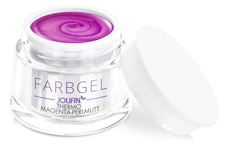 Jolifin Thermo Farbgel magenta Perlmutt 5ml