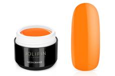 Jolifin LAVENI Farbgel - neon-orange 5ml