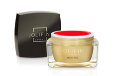 Jolifin LAVENI Farbgel - neon-red 5ml