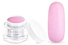 Jolifin Farbgel Glimmer pastell-babypink 5ml