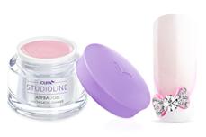Jolifin Studioline Aufbau-Gel milchig rosé Glimmer 30ml