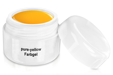 Farbgel pure-yellow 5ml