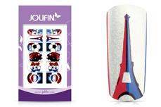 Jolifin Tattoo Wrap WM 2018 - Frankreich