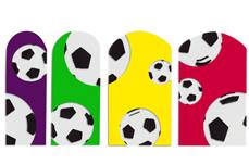 Jolifin Tattoo Wrap WM - Fußball 2
