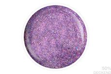 Jolifin LAVENI Shellac - lavender hologramm Glitter 12ml